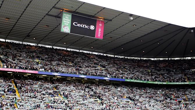 Celtic are facing SFA punishment afters fans displayed an alleged offensive banner at Parkhead
