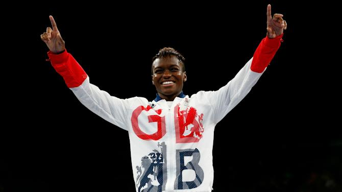 Double Olympic champion Adams set to turn professional