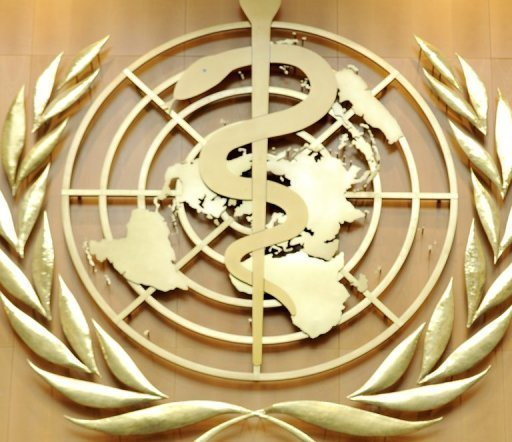 WHO logo on May 16, 2011 at the United Nations office in Geneva. Another person suffering from a SARS-like virus has died in Saudi Arabia, the World Health Organization said Thursday, bringing the worldwide number of fatalities from the mystery illness to seven