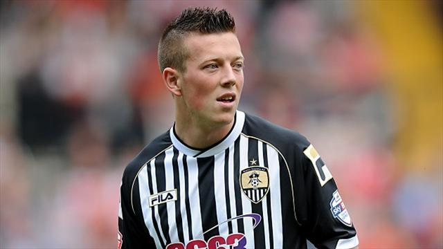 League One - McGregor gives Notts County a lift