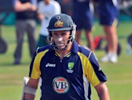 Hussey withdraws from England ODI tour