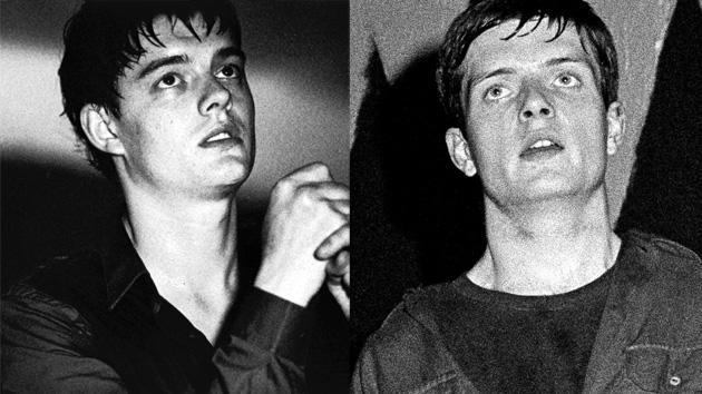 Sam Riley as Ian Curtis