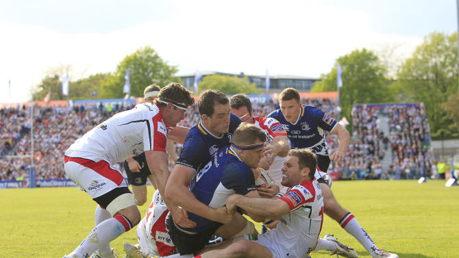 Rugby Union - RaboDirect PRO12 - Final - Ulster v Leinster - RDS