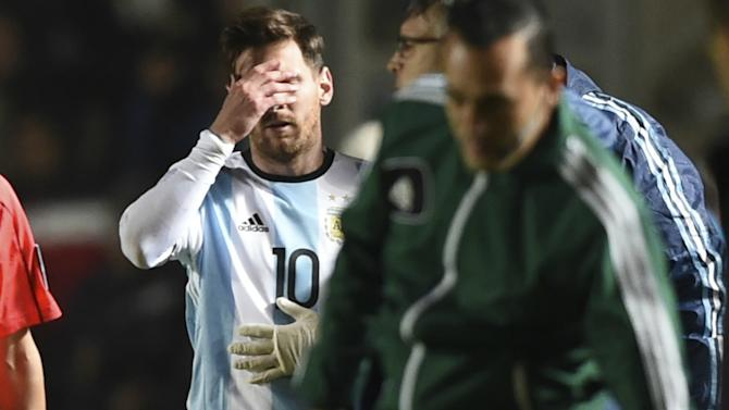 Messi avoids serious injury ahead of Copa America opener
