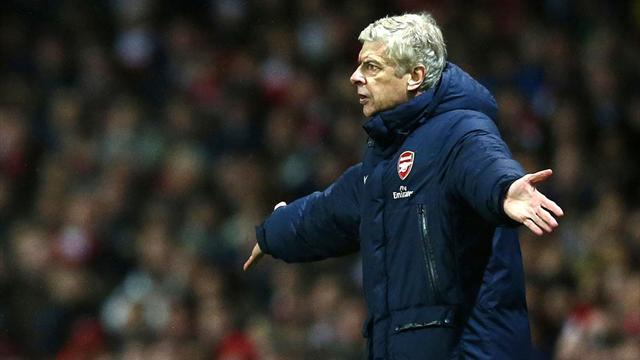 Premier League - Wenger praises Arsenal's mental strength