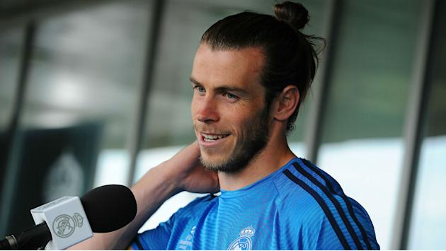 Bale calls for cool Madrid heads