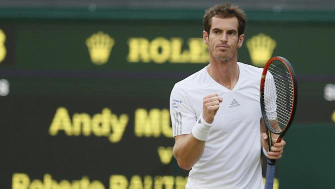 Wimbledon - Relaxed Murray ready to take another leap forward