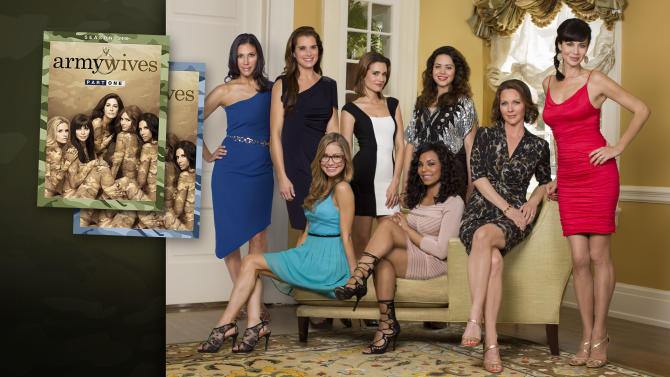 """Giveaway: """"Army Wives"""" Season 6 Part 1 & 2 DVD's"""