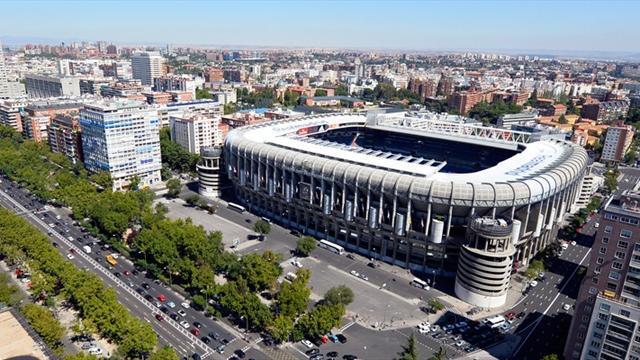 Liga - Microsoft confirm Bernabeu naming rights talks