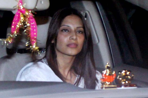 Bollywood at Yash Chopra's 'Chautha Ceremony'