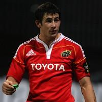 Felix Jones went over as Munster recorded an easy victory