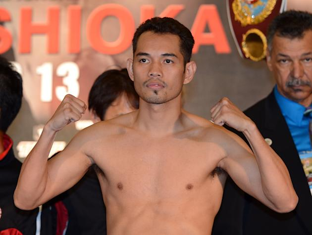 Nonito Donaire vs Toshioka Nishioka - Weigh In