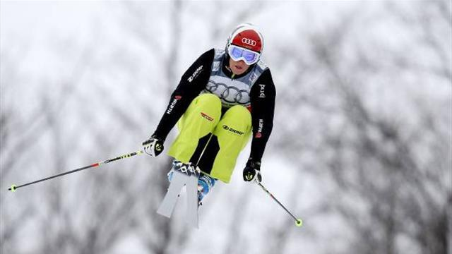 Freestyle Skiing - Woerner and Teller claim first wins of season