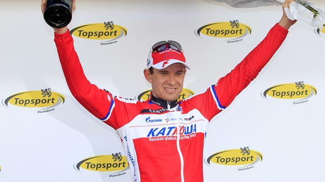 Cycling - Kristoff claims opening stage in Norway