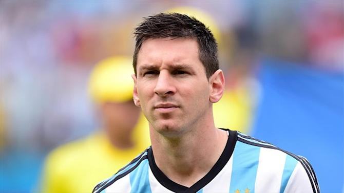 World Cup - Messi: Argentina were 'suffering'