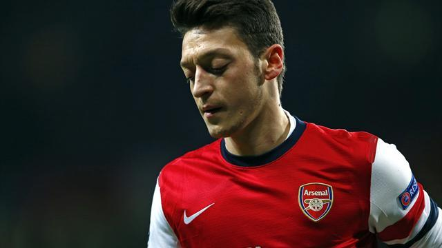 Champions League - Ozil posts apology for Bayern performance