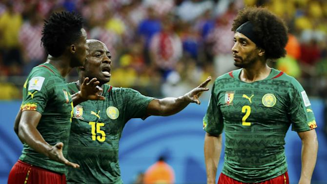 World Cup - Cameroon officials to investigate World Cup match-fixing claims