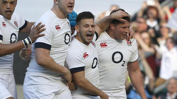 Rugby - England pick Pennyhill as base for Rugby World Cup