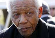 Former South African President Nelson Mandela is pictured in Sandton, north of Johannesburg, on June 17, 2010. The ambulance that rushed Mandela to hospital two weeks ago broke down and another had to be called, but the mishap did not endanger the anti-apartheid hero, the South African presidency has said