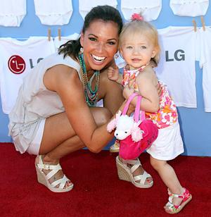 """Melissa Rycroft on At-Home Workouts: """"The Gym Intimidates Me"""""""
