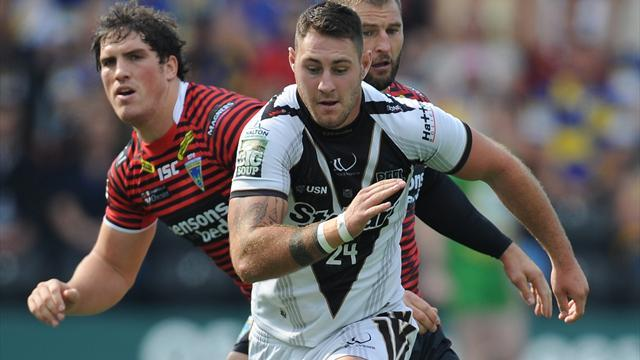 Rugby League - Haggerty and Kite leave Widnes