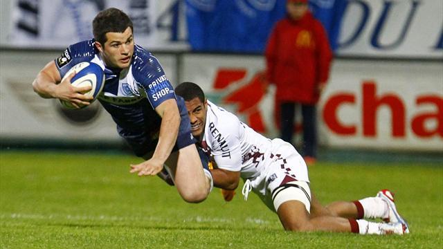 Top 14 - Castres held by Bordeaux thanks to last-gasp penalty