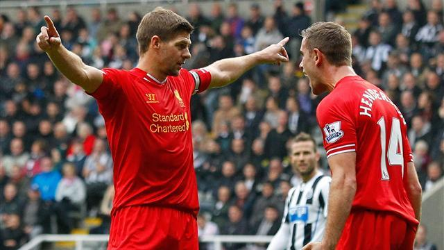 Premier League - Gerrard injury concern for Liverpool