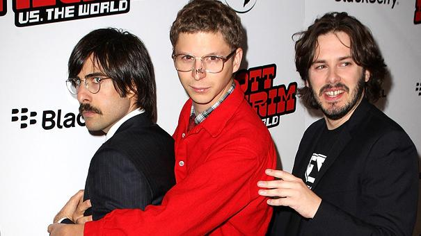 Scott Pilgrim London Premiere thumb