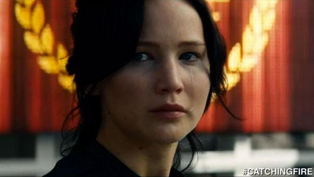 NEW TEASER: Emotional 'Catching Fire' TV Spot