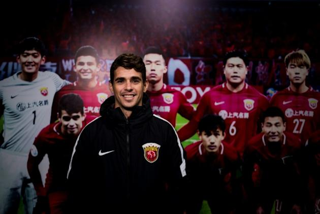 Oscar, the 60-million-euro buy from Chelsea, is in the spotlight as Shanghai SIPG play FC Seoul in the AFC Champions League