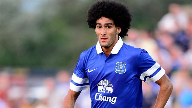 Premier League - Moyes: Fellaini will thrive at United