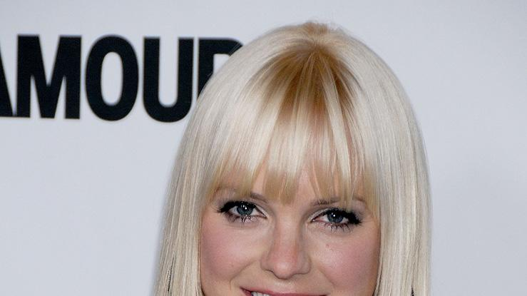 Glamour Reel Moments 2008 Anna Faris
