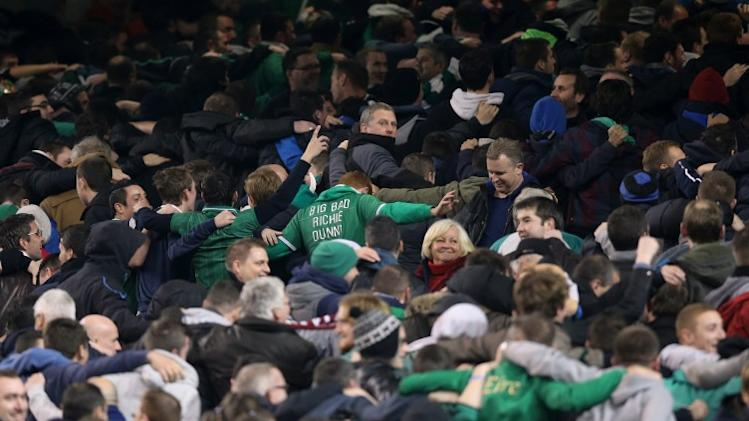The Irish team can play good football – and last night was proof