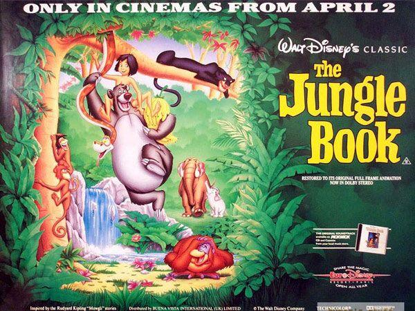 Image courtesy : iDiva.comThe Jungle Book: Another classic that cannot be missed is the story of Mowgli and his friends in the jungle. This animation movie set in the deep jungles of Madhya Pradesh co