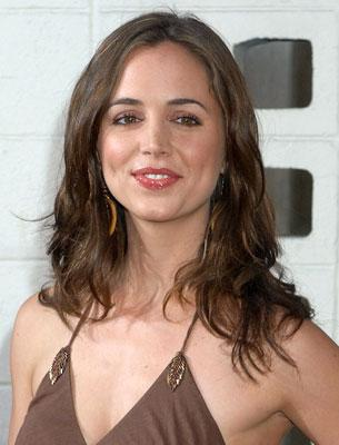 Eliza Dushku at the Hollywood premiere of The Weinstein Company's Clerks II