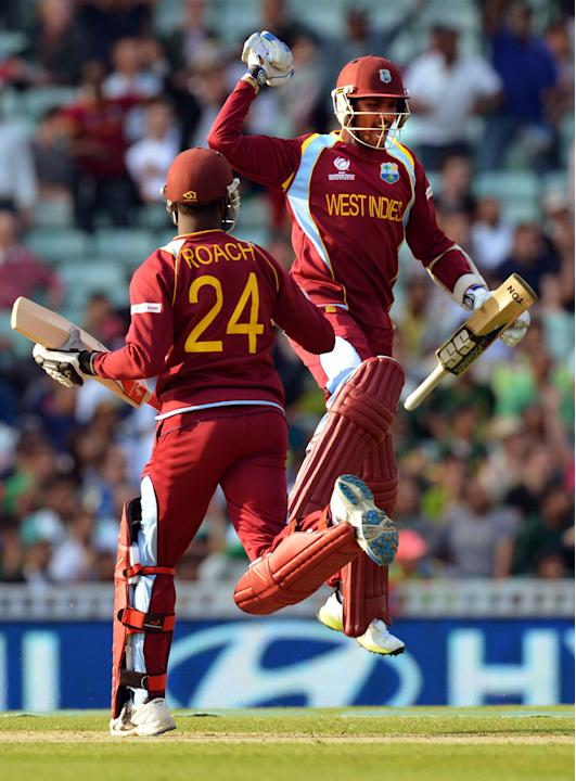 Cricket - ICC Champions Trophy - Group B - Pakistan v West Indies - The Kia Oval