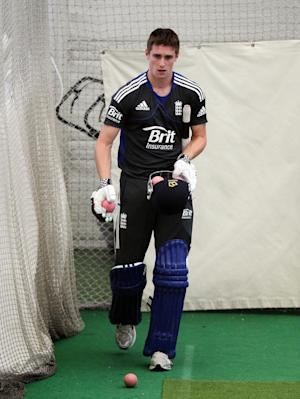 Chris Woakes starred with the bat for England Lions