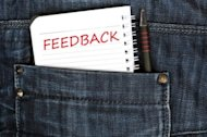Afraid of Feedback? Find How It Serves You Best image shutterstock 77881369 300x199