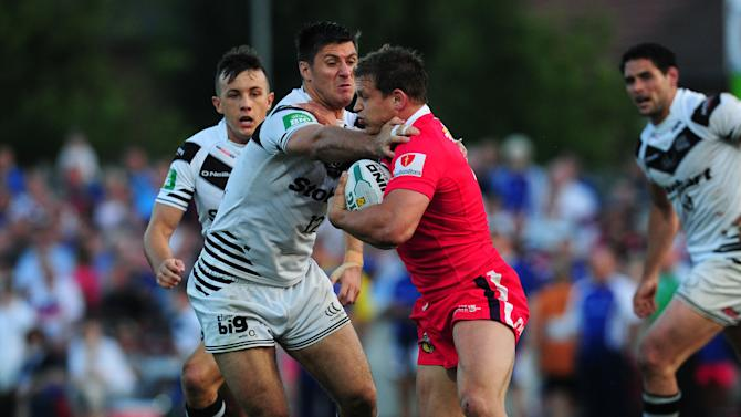 Rugby League - Super League - Wakefield Wildcats v Widnes Vikings - Belle Vue