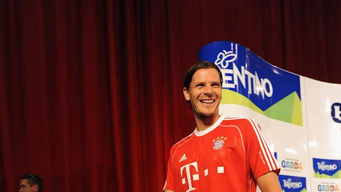 FC Bayern Muenchen - Training Camp Day Four