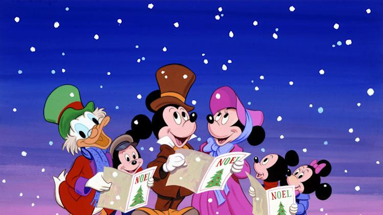 """Mickey's Christmas Carol"" on ABC Family Thursday, 11/29 at 6pm"