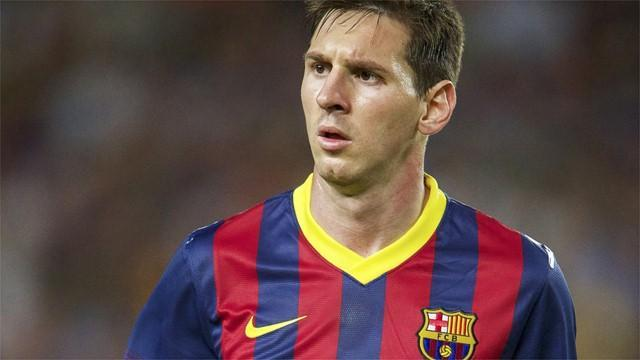 Champions League - Martino weary of questions about Messi's form