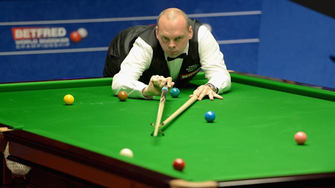 2015 Betfred World Snooker Championship - Day 16