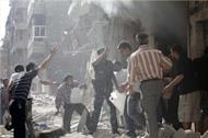 Widespread rights abuses alleged in Syria