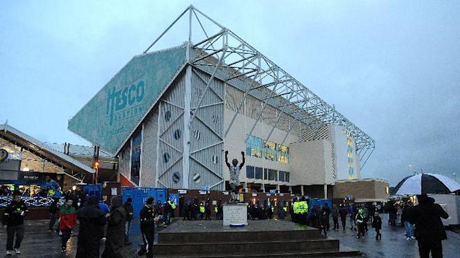 Leeds appear to be on the verge of being taken over