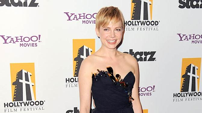 Michelle Williams Hollywood Film Awards