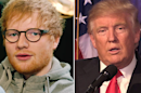 """Divide"" : Ed Sheeran a repoussé la sortie de son nouvel album… à cause de Donald Trump"