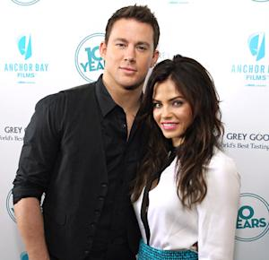 "Channing Tatum on Fatherhood, Wife Jenna Dewan-Tatum's Pregnancy: ""It's Going To Be Intense"""