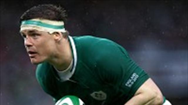 Rugby - Earls backing O'Driscoll to carry on