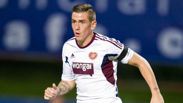 Scottish Premiership - Fresh injury blow for Hearts